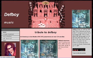defboy website